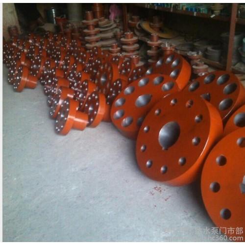 泵配件IS清水泵,GC,D,DG,PN,PW等泵体 泵盖 悬架 叶轮 轴等各种型号水泵配件80-65-125-- 安国市琦达水泵门市部