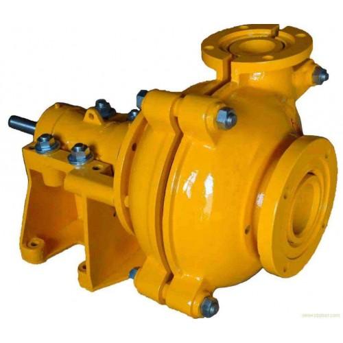 厂家直销 优质耐磨 矿用 工业 卧式渣浆泵厂家 AH卧式渣浆泵-- 河北巨强泵业有限公司