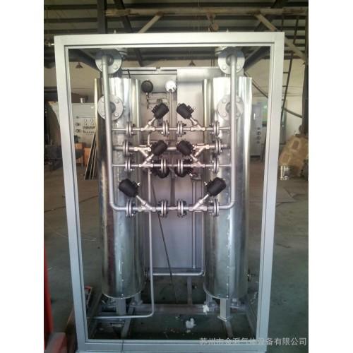 液氨纯化干燥装置,金派牌,氨气脱水装置JP/DA-10-- 苏州市金派气体设备有限公司