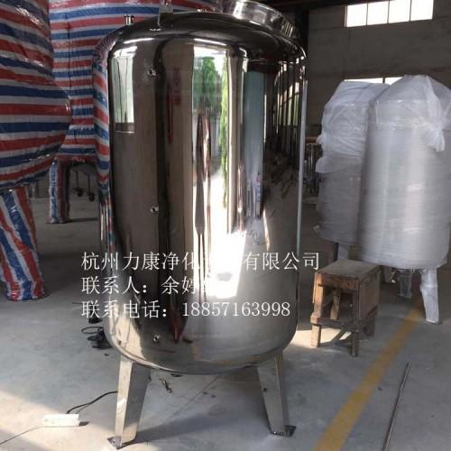 加工定做储罐  1.5吨水箱储罐  采用SOS材质不锈蚀不漏水不滋生藻类-- 杭州力康净化设备有限公司
