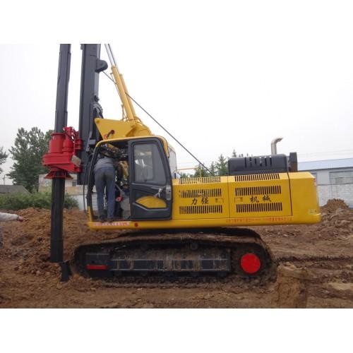 山东力强打桩机 旋挖钻机 旋挖机-- 山东力强机械有限责任公司