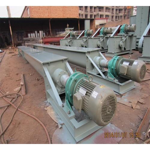 绞龙输送机又名螺旋输送机  0利润销售-- 泊头市友诚工矿机械有限责任公司