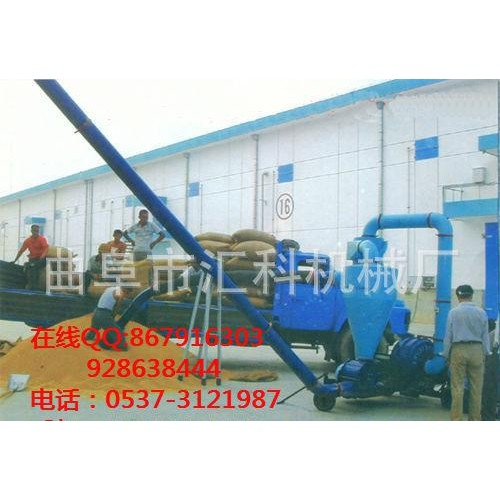 厂家直销吸粮机 移动式吸粮机 GL系列气力输送机 Y1-- 曲阜市汇科机械厂