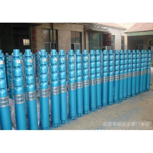 深井潛水泵200QJ63-50-7.5 高揚程大流量農用潛水深井泵 消防用泵-- 安國市琦達水泵門市部