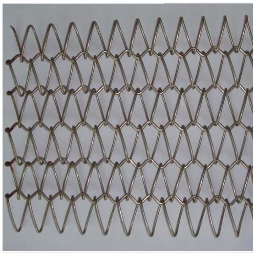 金屬網帶廠家 耐高溫輸送帶 食品網帶 傳送帶-- 安平縣亞群絲網制品有限公司