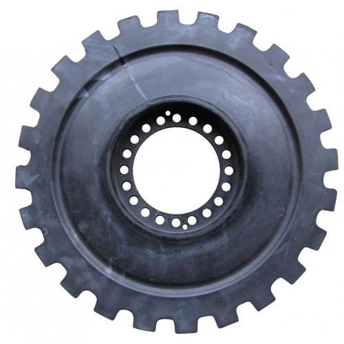 YNF弹性联轴器厂家 提供优质弹性联轴胶广泛应用于空压机、压路机、船用机械等  液压泵配件-- 广州携邦机械设备有限公司