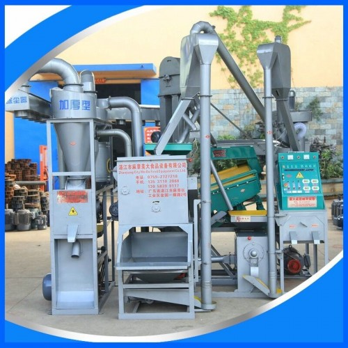美大碾米机     新型米机-- 湛江市麻章美大食品设备有限公司