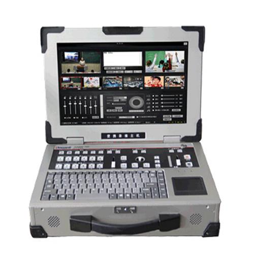 德威便携式一体机 移动录播系主机 移动演播室-- 北京德威视创软件技术有限公司