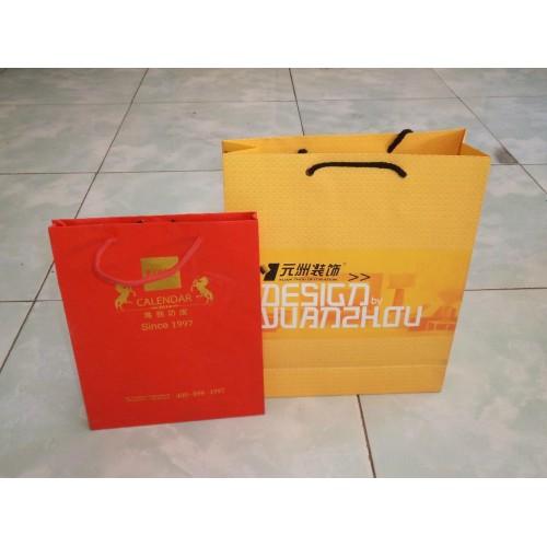 供应包装  纸布提袋 特价-- 廊坊市安次区艺翔纸塑制品厂
