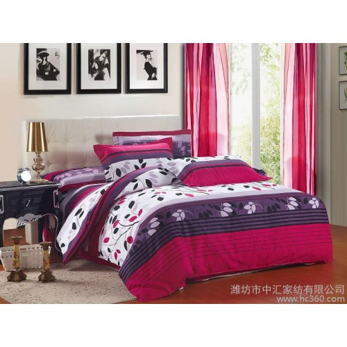 供应优质中汇家纺21支 床上用品. 批发销售-- 潍坊市中汇家纺有限公司