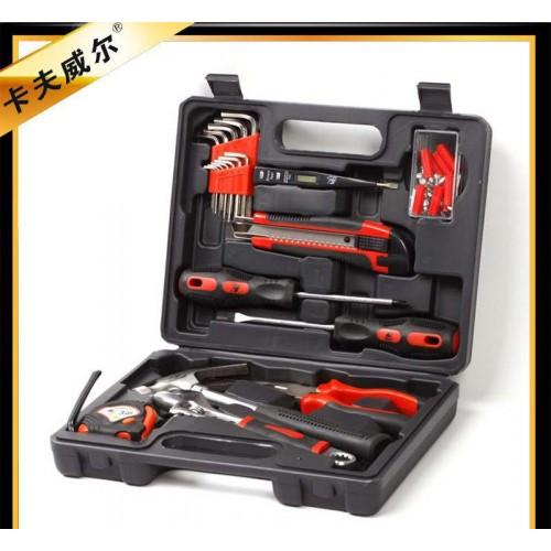 卡夫威爾 家居維修工具組套 多功能工具套裝 家用組套 手動工具組合 H1043A