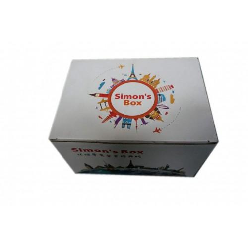 【江浙沪地区定制】包装盒 纸盒 彩盒 礼品盒 纸巾盒 服装包装盒-- 慈溪市益辉包装材料有限公司