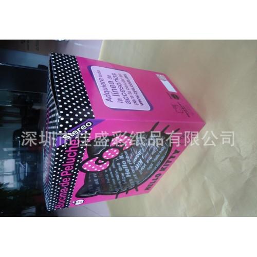 印刷.精美禮品包裝盒、各種包裝坑盒,單粉卡盒-- 深圳市佳盛彩紙品有限公司
