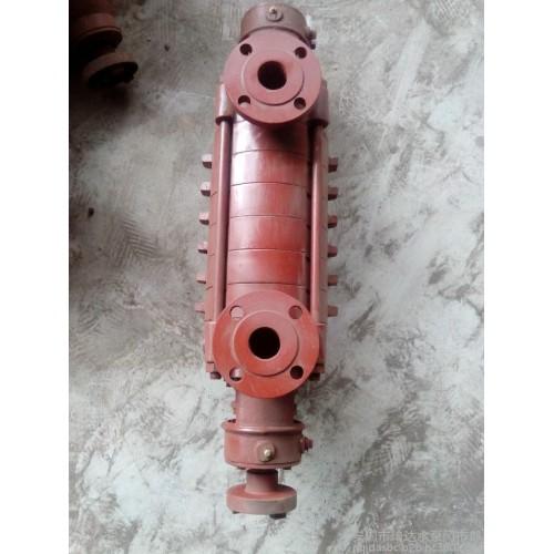 多級泵 1.5GC-5x9多級鍋爐給水泵 GC型建筑提水噴淋用泵多級分段式鍋爐泵-- 安國市琦達水泵門市部