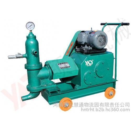 HJB-3注浆机 注浆机 注浆泵-- 河南天人慧通物流园有限责任公司