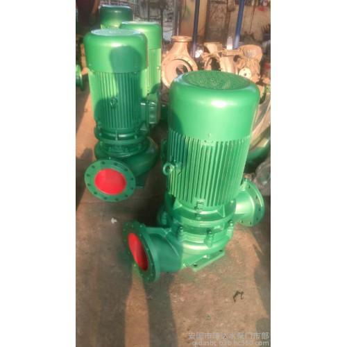 管道泵 DG125-125A管道增壓泵 鍋爐給水泵 11千瓦管道泵 加壓泵-- 安國市琦達水泵門市部