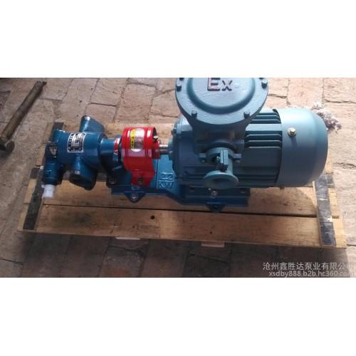 鑫胜达-齿轮泵/输油泵.润滑泵/压力泵/输送泵-- 沧州鑫胜达泵业有限公司