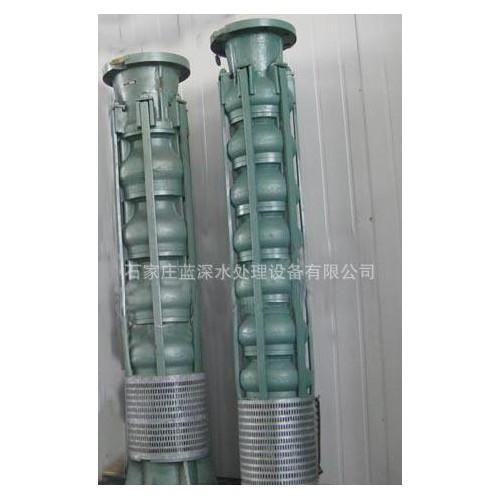 石家庄 水泵厂家专业生产德里潜水泵6618*3系列-- 石家庄蓝深水处理设备有限公司