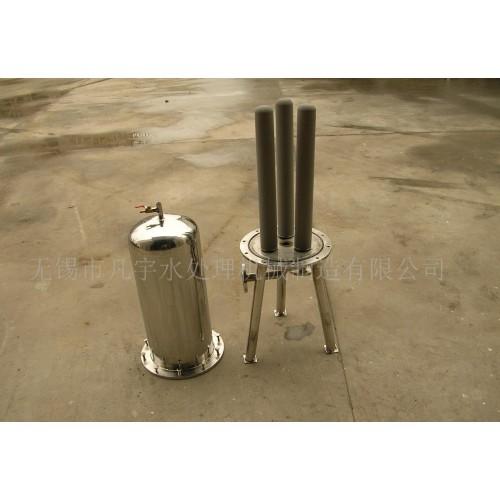 鈦棒過濾器-- 無錫市凡宇水處理機械制造有限公司
