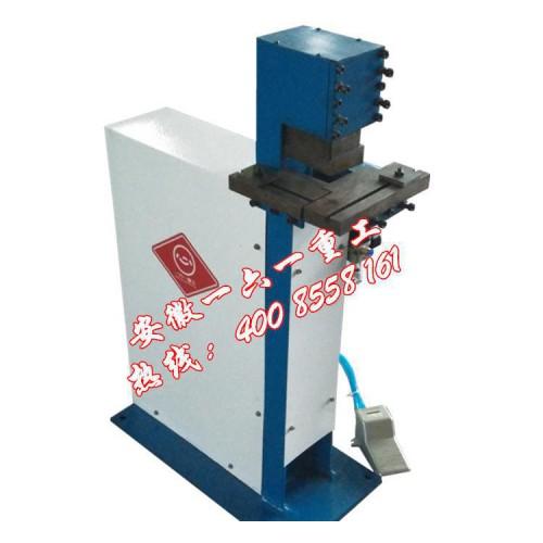 气动剪角机 电动剪角机销售 气动方口剪切机厂家-- 安徽一六一重工机械科技有限公司