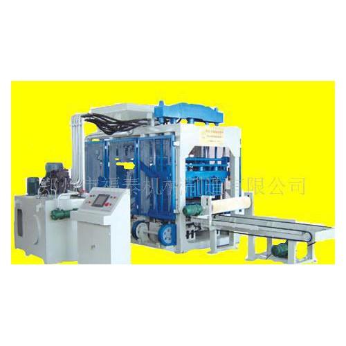 粉煤灰免烧砖机/标砖砖机/切块机-- 河南福泰路桥机械有限公司