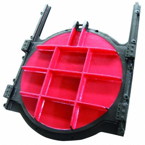 鑄鐵圓閘門  可定制-- 河北亞禹水工機械有限公司