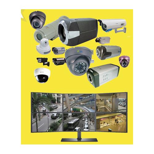 小型監控方案-- 西安澤邦電子信息科技有限公司
