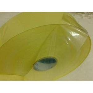 硬质透明PVC不干胶材料