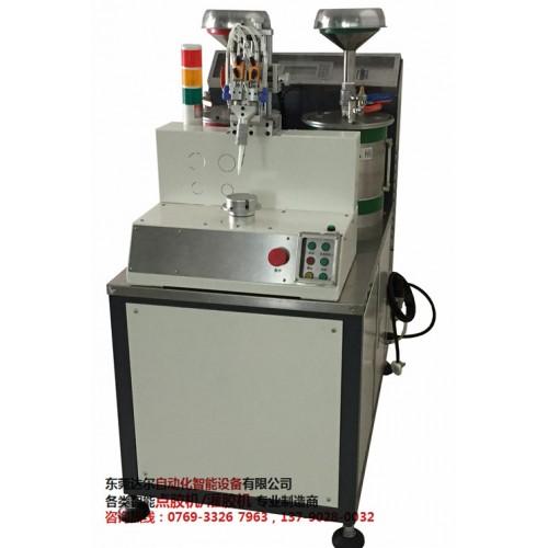 PCB板聚氨脂灌胶机公司 PCB板六轴双平台翻转点胶机DR-960价格-- 东莞市达尔自动化设备有限公司