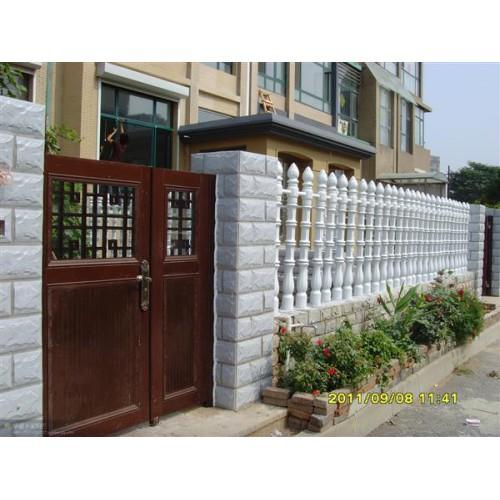 艺术护栏-- 大连华盛水泥围栏制品厂
