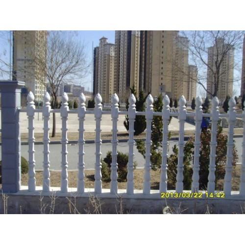 艺术栏杆-- 大连华盛水泥围栏制品厂