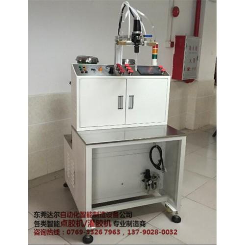 浙江客体内壁涂胶机DR-AB5883采购 浙江环氧树脂灌胶机供应商-- 东莞市达尔自动化设备有限公司
