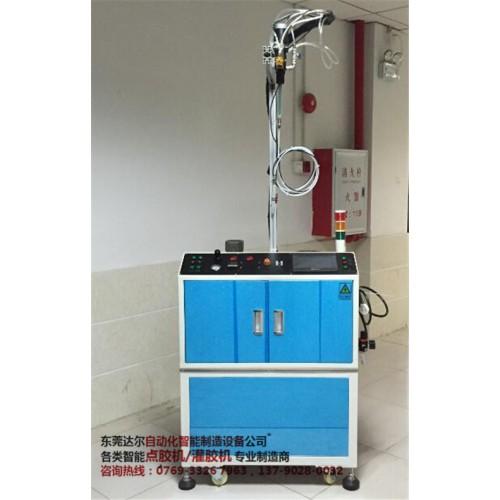 福建客體內壁涂膠機DR-AB5883供應商 福建環氧樹脂灌膠機采購-- 東莞市達爾自動化設備有限公司