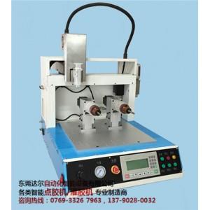 防水电源客体内壁涂胶机DR-AB5883公司 防水电源环氧树脂灌胶机价格