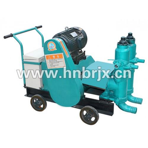 注浆泵(活塞式灰浆泵双)-- 河南宝润机械有限公司