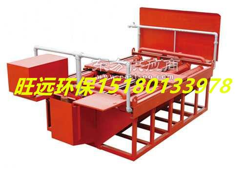 工地自動沖洗設備WY系列洗車臺-- 南昌旺遠環保設備有限公司
