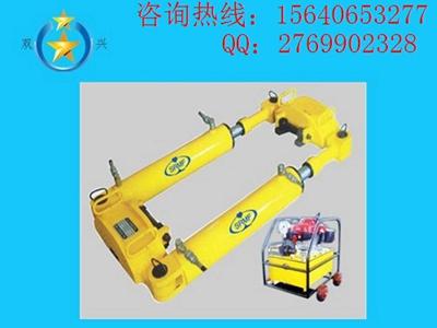 钢轨拉伸机安装_钢轨拉伸器_铁路钢轨拉伸机-- 锦州双兴铁路机械有限公司