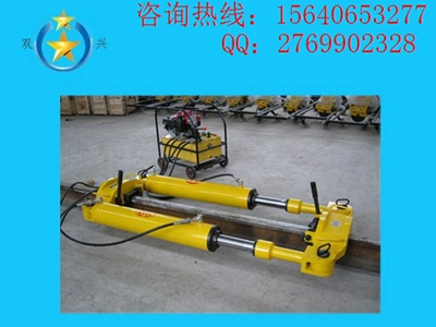 钢轨拉伸机公司_钢轨拉伸机_铁路钢轨拉伸机-- 锦州双兴铁路机械有限公司