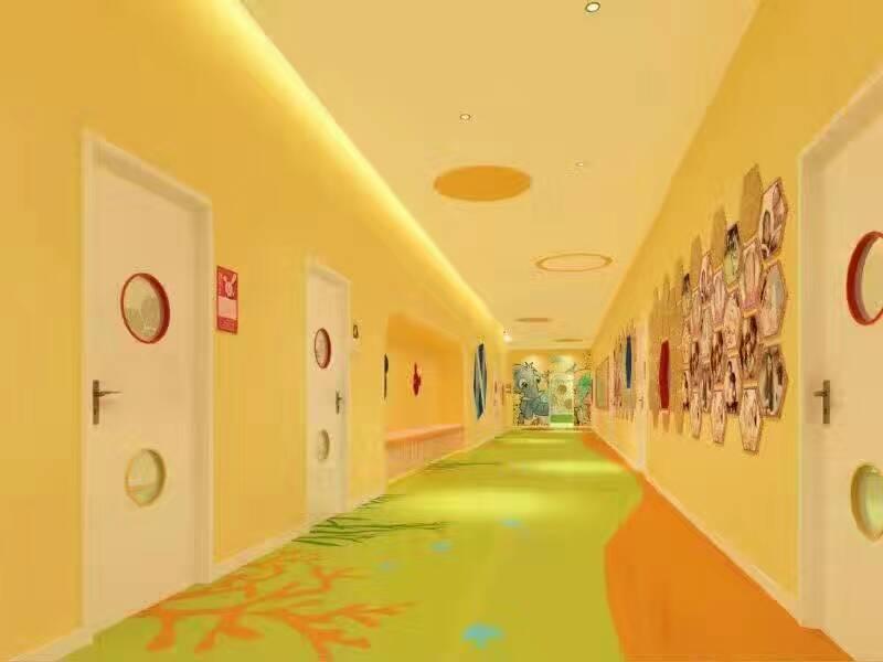 石家庄墙体彩绘设计 室内外环境设计公司-- 河北云霞游乐设备有限公司