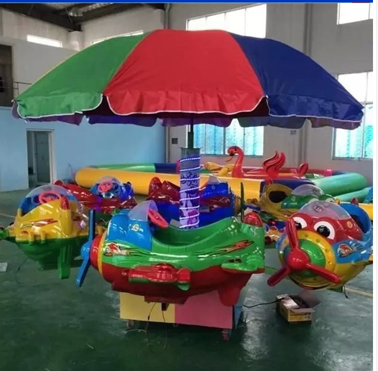 旋转飞鱼幼儿园玩具   旋转小秋小飞鱼 遥控旋转飞鱼怎么卖-- 郑州藏龙游乐设备有限公司