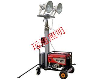 多功能移動照明燈車丨移動照明金鹵燈-- 武漢遠迪照明電器制造有限公司