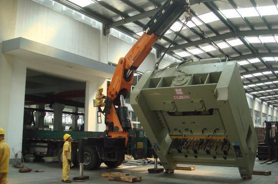 设备起重搬运、大型设备移位搬运-- 小揭搬家服务中心