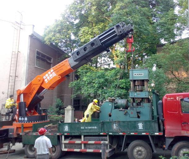 设备起重搬运、大型设备移位、搬运-- 小揭搬家服务中心