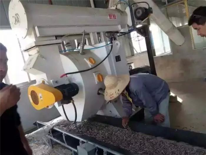 山东田农颗粒机,自动注油-- 济宁市田农机械有限公司