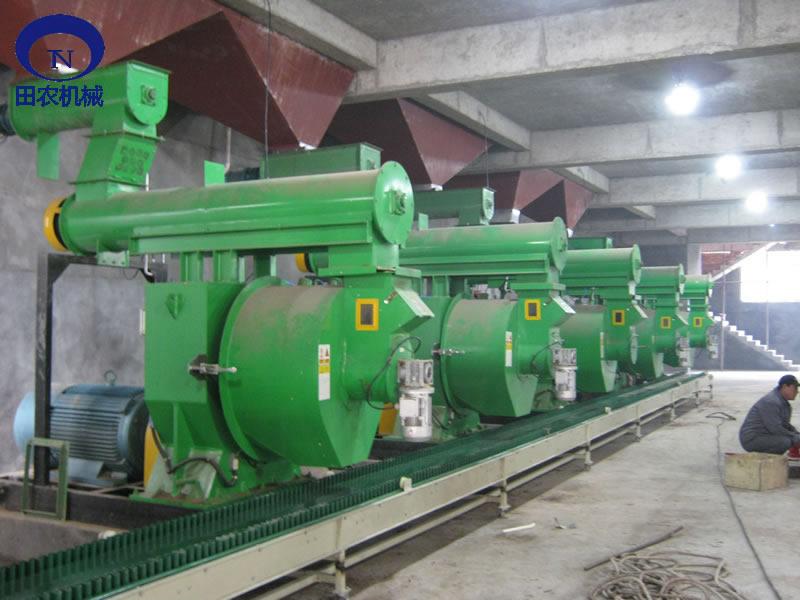 锯末制粒机设备|3吨颗粒机生产线-- 济宁市田农机械有限公司