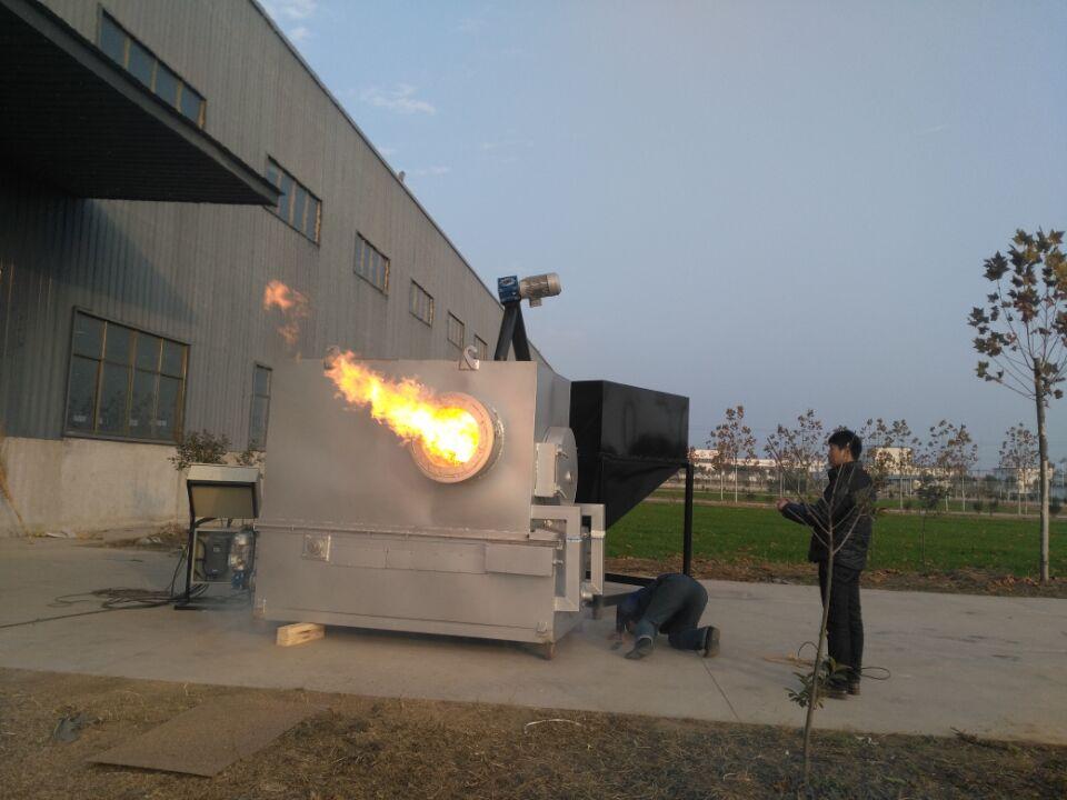 售后服務口碑好的燃燒機|顆粒燃燒器-- 濟寧市田農機械有限公司