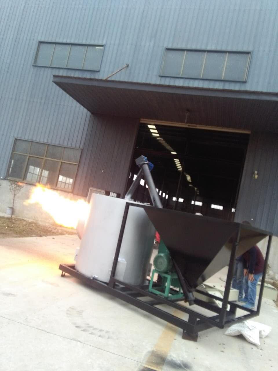 山东燃烧机设备|颗粒燃烧器型号-- 济宁市田农机械有限公司