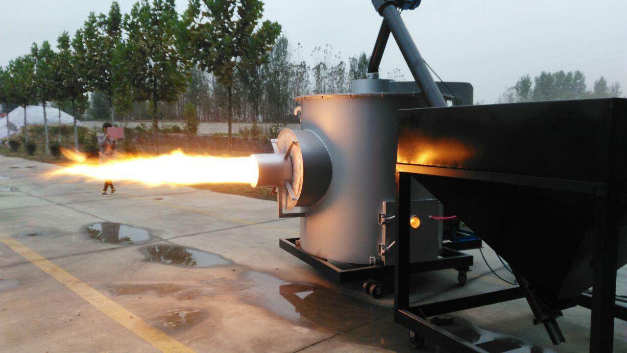 田农生物质燃烧机|各种型号的风冷设计燃烧炉-- 济宁市田农机械有限公司