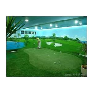高尔夫人造草坪/门球场人造草坪/高尔夫草皮