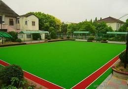拼塊人造草坪/裝飾人造草坪/人造草皮/專業人造草坪-- 鹽山昌冠體育器材廠